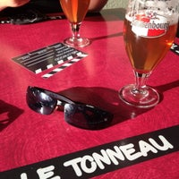 Photo taken at Bar Le Tonneau by Guillaume G. on 7/14/2012