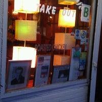 Photo taken at Waterfalls Café by Sari S. on 4/21/2012