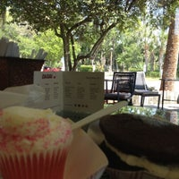 Photo taken at Sweet Carolina Cupcakes by Patty C. on 4/12/2012