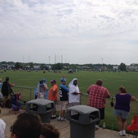 Photo taken at Saint Thomas Sports Park by _ H. on 7/30/2012