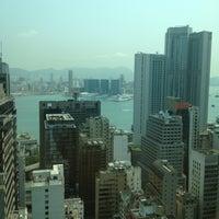 Photo taken at Lan Kwai Fong Hotel 蘭桂坊酒店 by Iarno C. on 4/26/2012