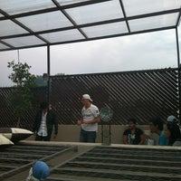Photo taken at Hacienda El Rosario by Nancy P. on 7/1/2012