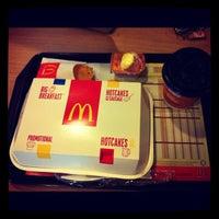 Photo taken at McDonald's & McCafé by Oscar Y. on 7/6/2012