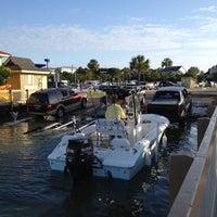Photo taken at Isle of Palms Marina by Rebecca F. on 6/15/2012