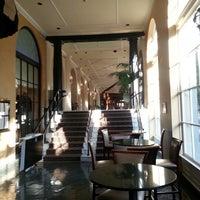 Photo taken at Omni Royal Orleans by Landon B. on 8/1/2012