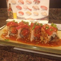 Photo taken at Inaka Sushi by Trinity D. on 8/31/2012