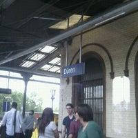 Das Foto wurde bei Bahnhof Düren von Jürgen A. T. am 5/4/2012 aufgenommen