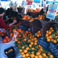 Photo taken at Irvine Farmers Market by Claire S. on 4/28/2012