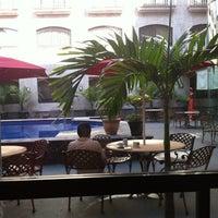 Photo taken at Hotel Celta by Edgar G. on 3/10/2012