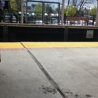 Photo taken at NJT - Aberdeen-Matawan Station (NJCL) by Courtney B. on 4/12/2012