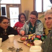Photo taken at John's Pizza Cafe, Ltd. by Jay C. on 4/16/2012
