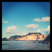 Photo taken at Praia de Cotovelo by Tiago P. on 5/16/2012