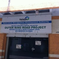 Photo taken at Hmda Orr Project by Badri N. on 4/11/2012