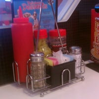Photo taken at Steak 'n Shake by Jim R. on 9/13/2012
