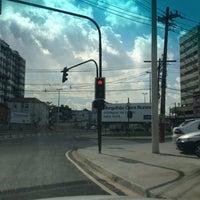 Photo taken at Obras Transcarioca Campinho by Luiz M. on 6/26/2012