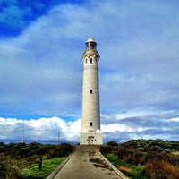 Photo taken at Cape Leeuwin Lighthouse by Chris R. on 7/27/2012