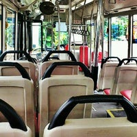 Photo taken at SMRT Buses: Bus 172 by Muhammad Hafiz A. on 5/1/2012
