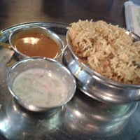 Photo taken at Sri Ananda Bahwan Restaurant by Michelle P. on 7/29/2012