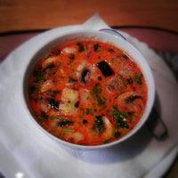Photo taken at Sushi Tam Da by Martin K. on 6/22/2012