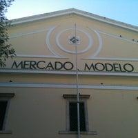 Photo taken at Mercado Modelo by Ju S. on 5/1/2012