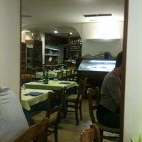 Photo taken at Aurora Ristorante, Pizzeria by Gaia T. on 6/5/2012