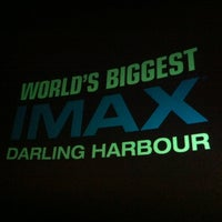 Photo taken at LG IMAX Theatre by fini s. on 4/16/2012