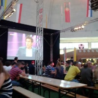 Photo taken at Markthalle by Pascal E. on 6/23/2012