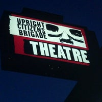 Photo taken at Upright Citizens Brigade Theatre by David K. on 7/18/2012