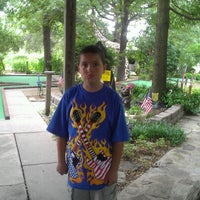 Photo taken at Maggie's Jungle Golf by Olivia T. on 7/3/2012