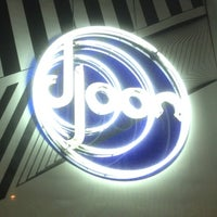 Photo taken at Djoon by Romain L. on 3/12/2012