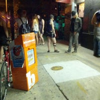 Photo taken at The Ottobar by Terrènce P. on 7/25/2012