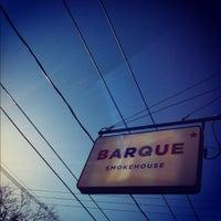 5/5/2012 tarihinde Bernie C.ziyaretçi tarafından Barque Smokehouse'de çekilen fotoğraf
