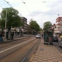 Photo taken at Bushalte Postjesweg by Arne D. on 5/7/2012