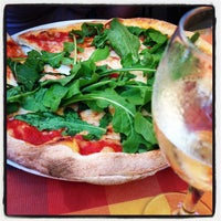 Photo taken at Trattoria Pizzeria Toscana by Jan-Boudewijn B. on 8/24/2012