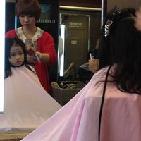 Photo taken at Simo Hair Boutique by Mohd Amirul R. on 3/24/2012