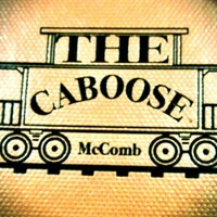 Photo taken at Caboose Restaurant by Rocky M. on 3/4/2012