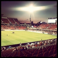 Photo taken at BMO Field by Salomon S. on 8/2/2012