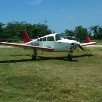 Photo taken at Lingayen Airport by Angelo S. on 4/21/2012
