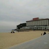 Photo taken at Westin Chosun Busan by Jae P. on 4/29/2012