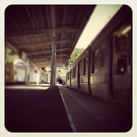 Photo taken at Kanaya Station by つか な. on 9/10/2012