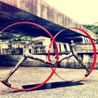 Foto tirada no(a) Museu Brasileiro da Escultura (MuBE) por Willian S. em 2/11/2012