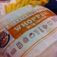 Photo taken at Burger King by BORI M. on 7/28/2012