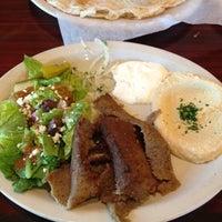 Photo taken at Pasha Mediterranean Grill by Nina M. on 4/1/2012