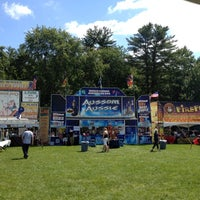 Photo taken at Rotary Rock 'N Ribfest by Mark C. on 6/16/2012