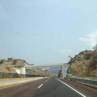 Photo taken at Carretera Aca-mexico by Sergio L. on 5/12/2012