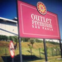 Снимок сделан в Outlet Premium São Paulo пользователем Bruno M. 7/9/2012
