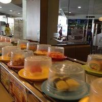 Photo taken at Sakae Sushi by Pearl a. on 9/4/2012
