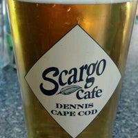 Photo taken at Scargo Cafe by Beer Bar R. on 6/9/2012