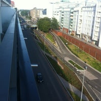 Photo taken at HOAS Pohjoinen rautatiekatu 29 by Eevert on 8/25/2012