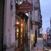 Foto tirada no(a) Café Brasilero por Fernando S. em 5/11/2012